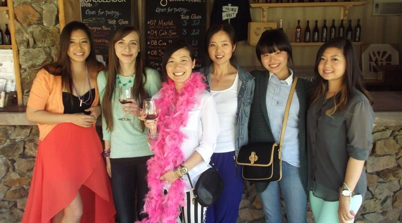 Malibu Brunch and Wine Tasting Tour