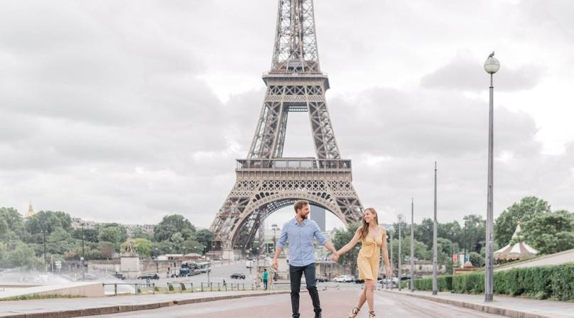 1-Hour Paris Photo Shoot