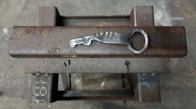 Intro to Blacksmithing - Forge a Bottle Opener