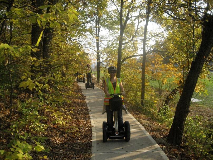 Segway Autumn Sunday Tour in Cantigny Park