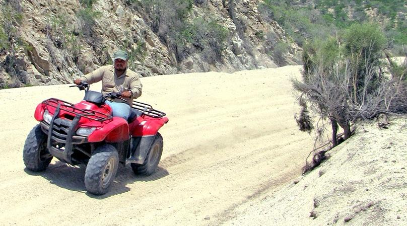 Baja Combo ATV and Horseback Tour