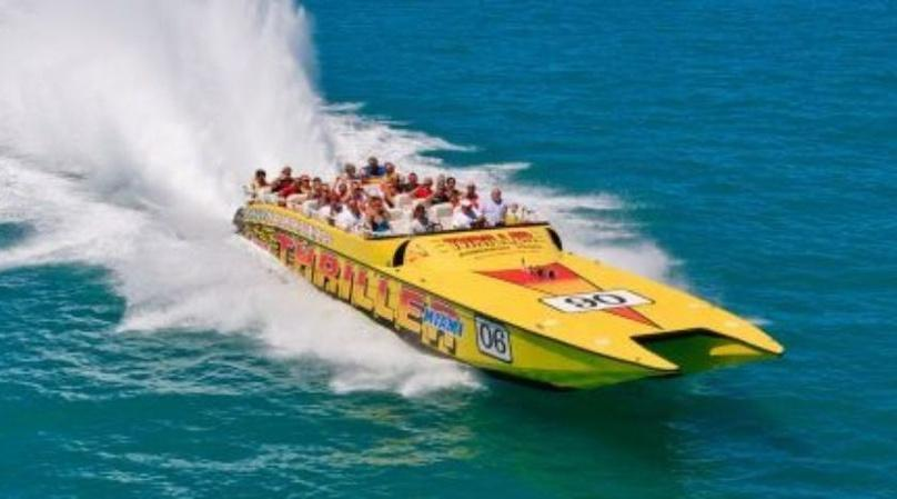 Thriller Speedboat & Everglades Tour Combo