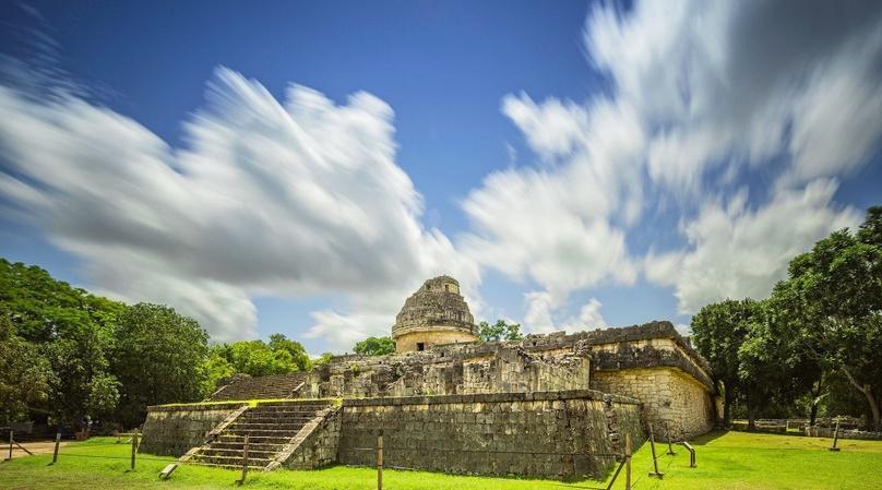 Chichen Itza & Cenote Maya Tour