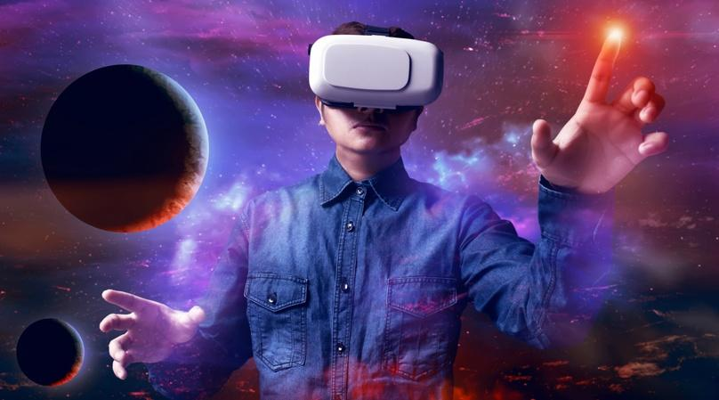 15-Minute Virtual Reality Fitness Game