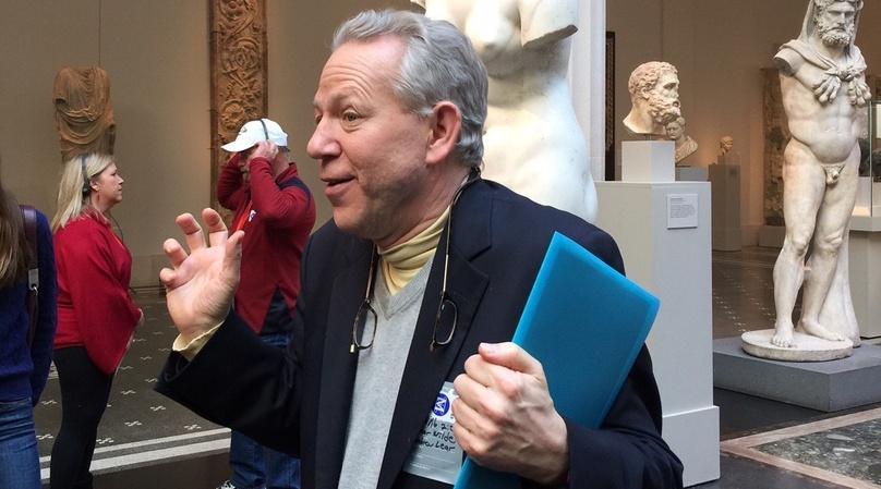 Shady Ladies Tour of the Metropolitan Museum