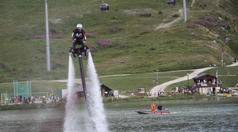 Flyboarding Lesson for Two in Boca Raton