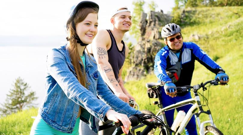 Electric Bicycle Rental in Maui