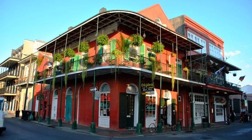 Historic French Quarter Tour in New Orleans
