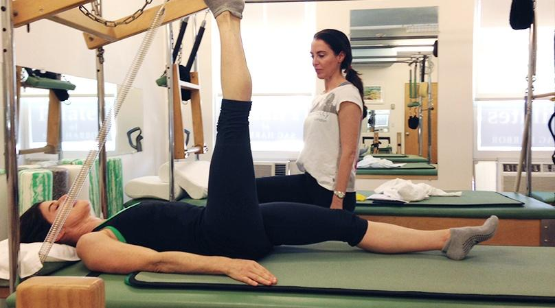Sag Harbor Pilates Workout