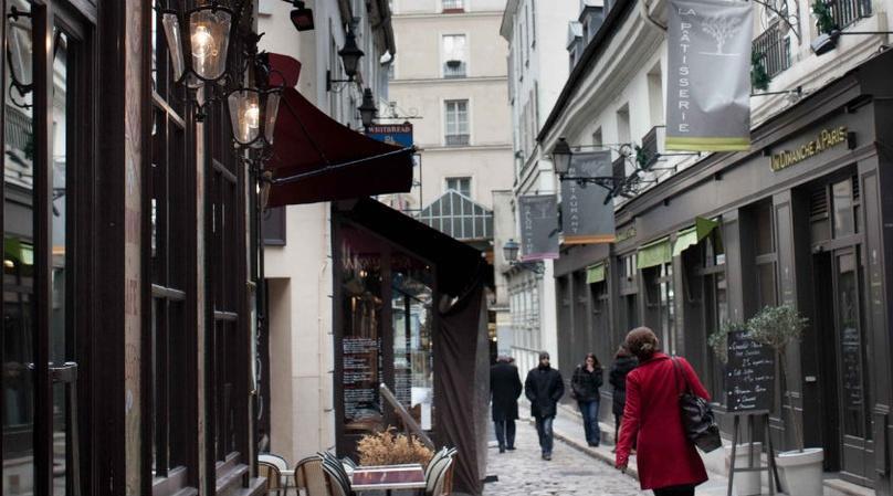 Saint Germain des Prés Walking Tour