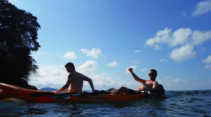 Punta Uva River & Ocean Kayak