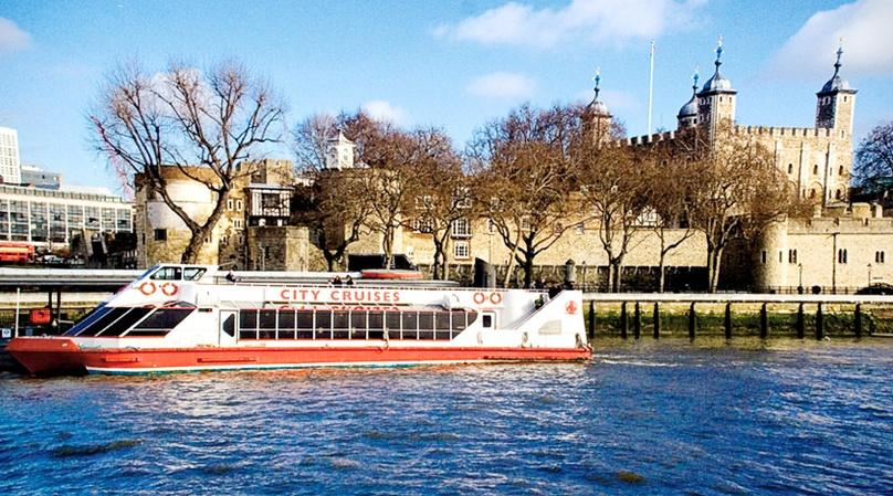 Tower of London River Cruise