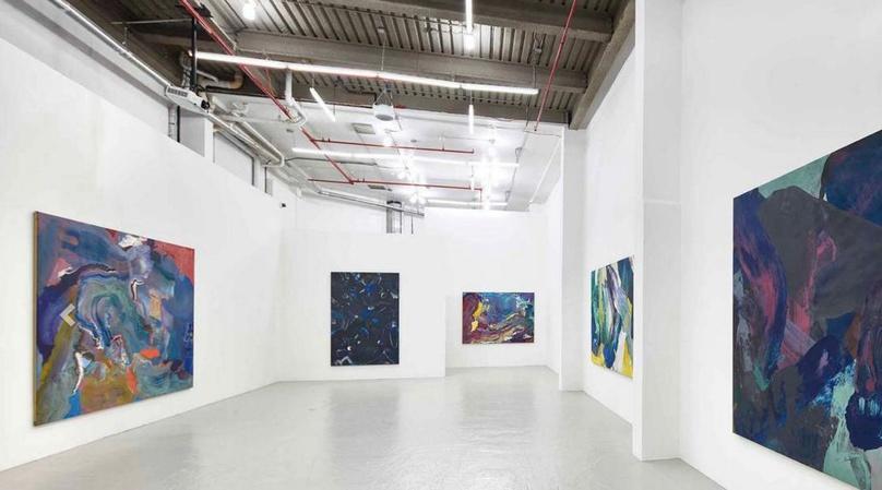 Art Behind Hidden Doors