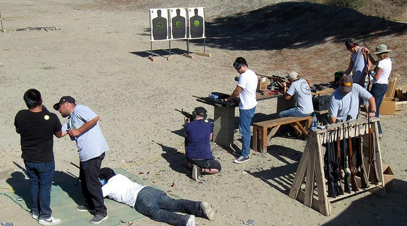 Concealed Weapon Course in San Mateo