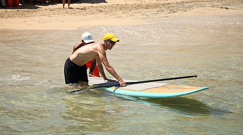 Medano Beach All-Day Paddle Boarding