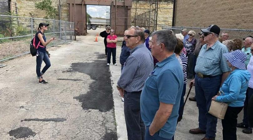 Guard Tour of Old Joliet Prison