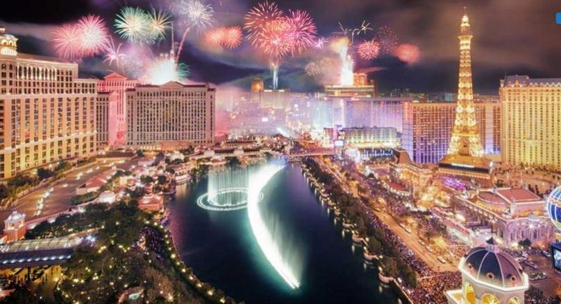 Las Vegas New Years Eve Club Crawl