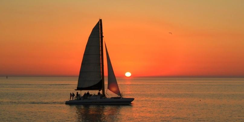 2-Hour Sunset Sail on Clearwater Beach