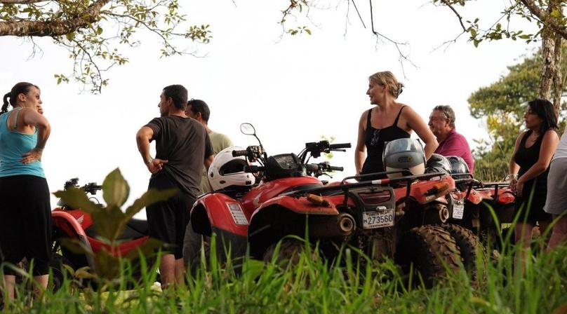 Peninsula Nicoya ATV Exploration