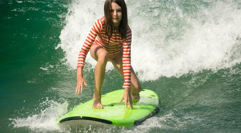 Single Day Surf Camp in Rockaway Beach