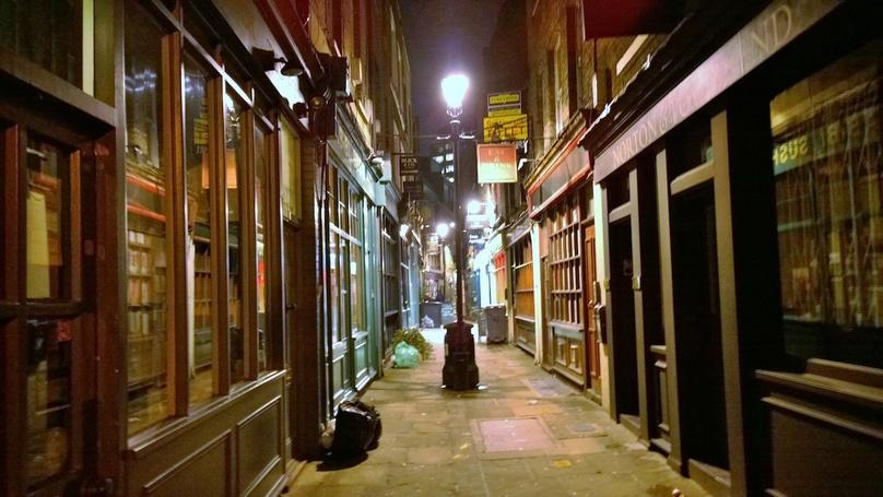 Free Jack the Ripper Walking Tour in London