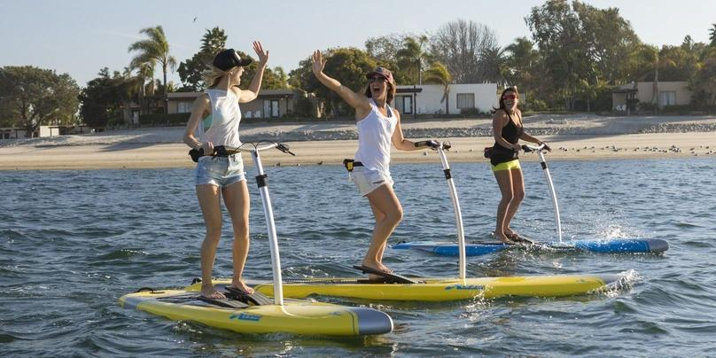 Hobie Eclipse Standup Paddleboard Half Day