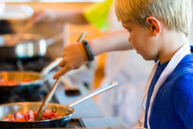 Five-Day Kids Cooking Camp in La Jolla