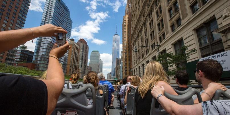 Premium 2-Day Hop-On Hop-Off Tour of New York