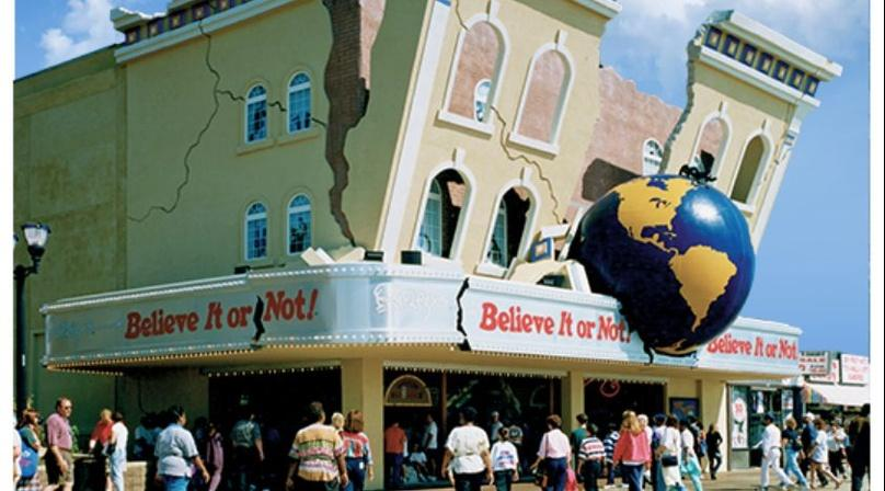 Ripley's Believe It or Not! Odditorium in Atlantic City