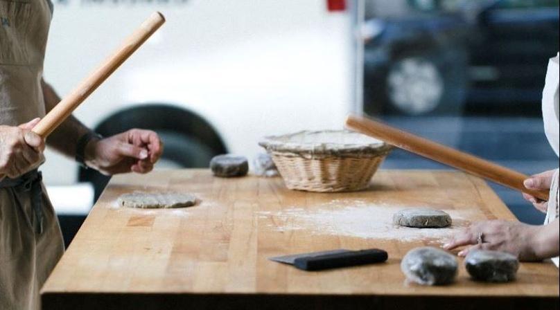 Bread Basics, Part II Day 1 & Day 2