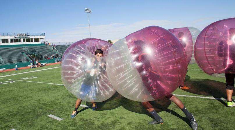 Two-Hour Bubble Soccer Event in San Diego