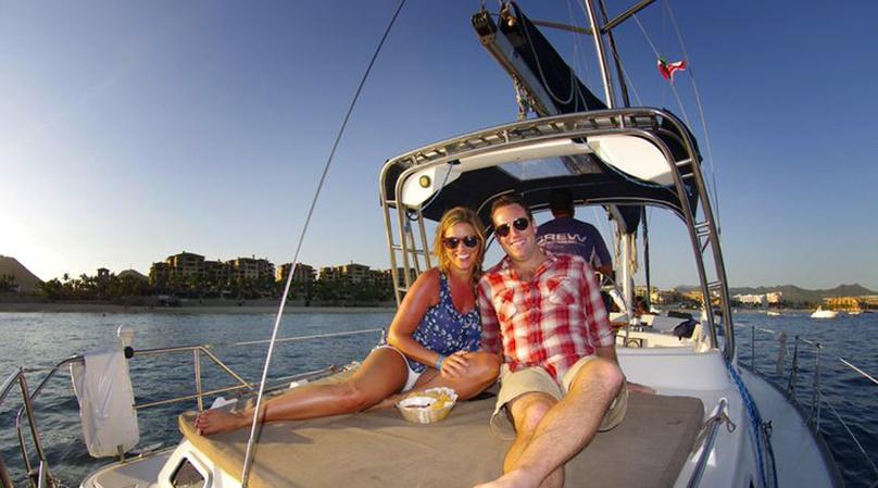 Cabo Luxury Sunset Sail