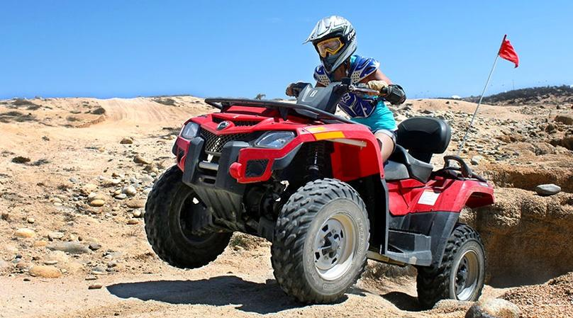Los Cabos ATV Off-Road Runner