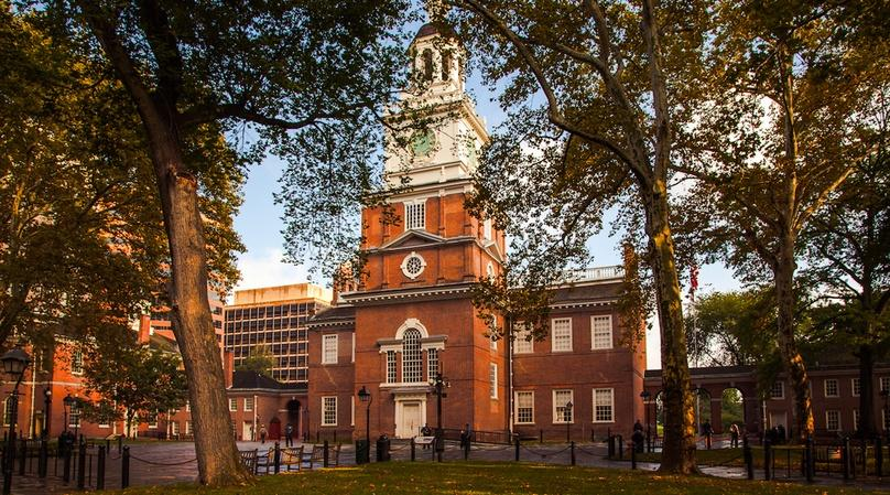 Independence Hall Photography Tour in Philadelphia
