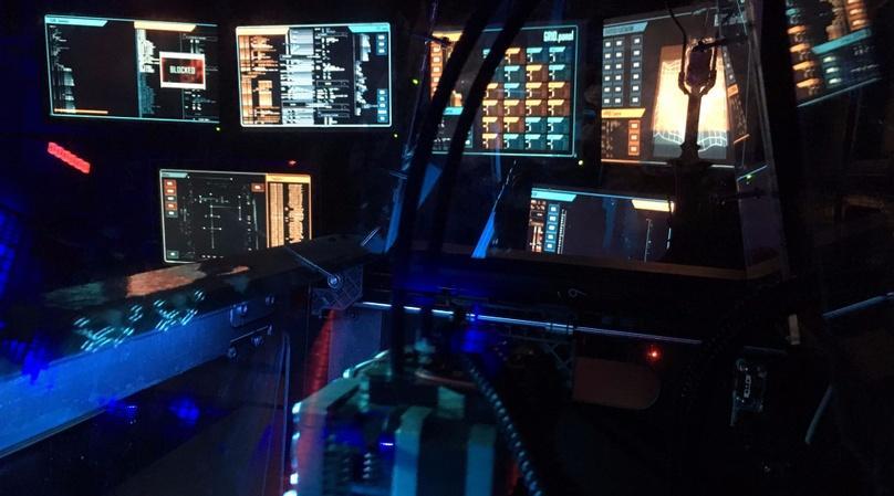 Future Technology Escape Room