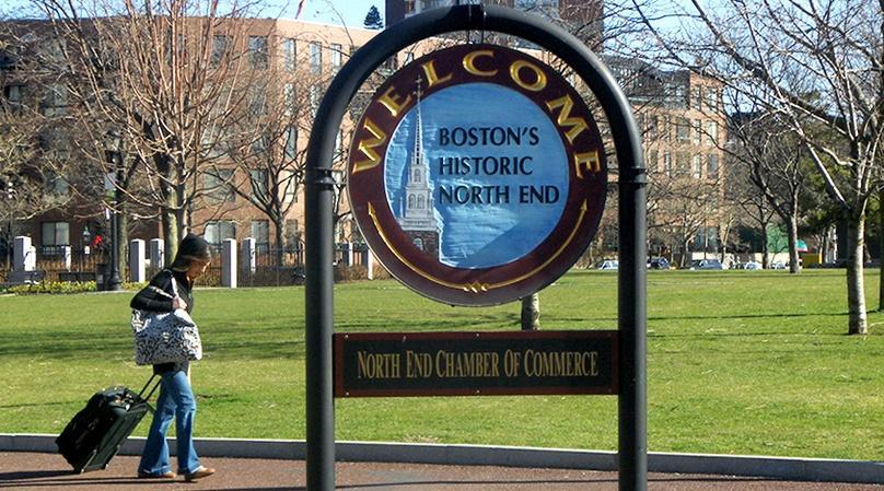 Boston Old Town Walking Tour