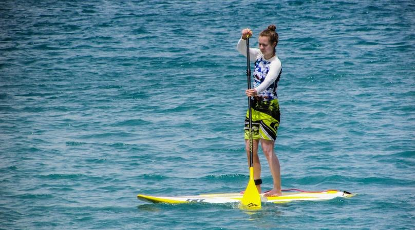 2-Hour StandUp Paddleboard Rental in Miami Beach