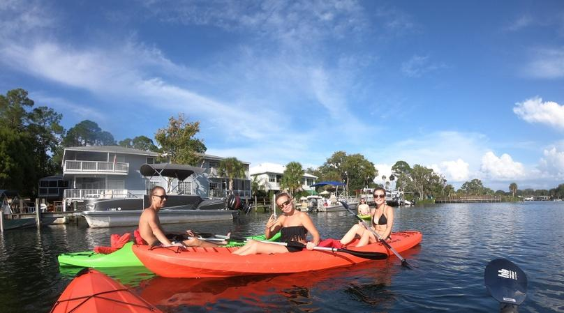 4-Hour Tandem Kayak Rental and Manatee Viewing in Crystal River