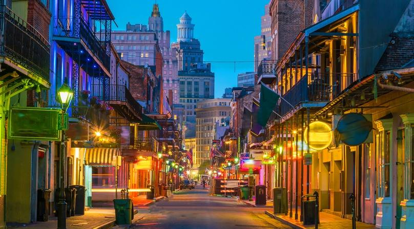 Frenchmen Street Cocktail & Music Tour in New Orleans
