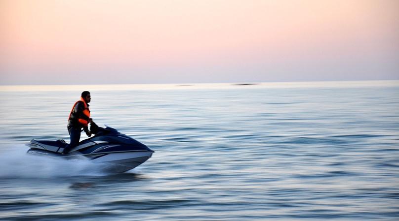 Round-Trip Jet Ski Tour from Ocean Harbor
