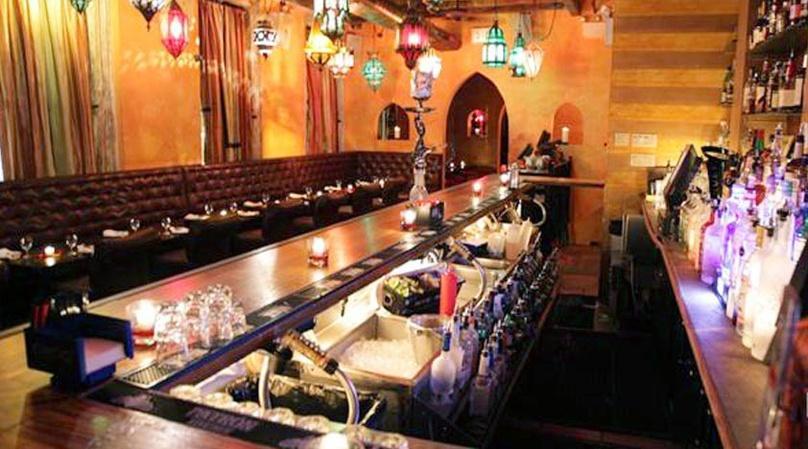 Moroccan Feast at Le Souk