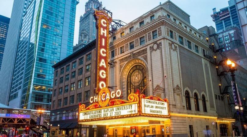 Chicago Night Tour