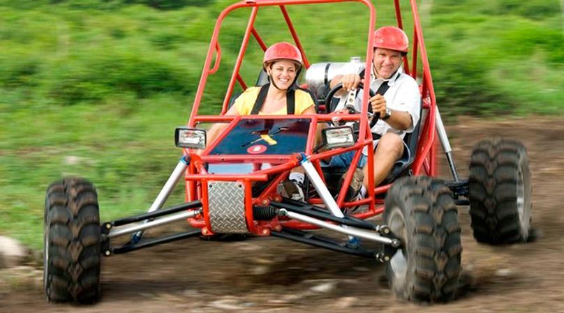 ATV Off-Road Adventure in Cozumel