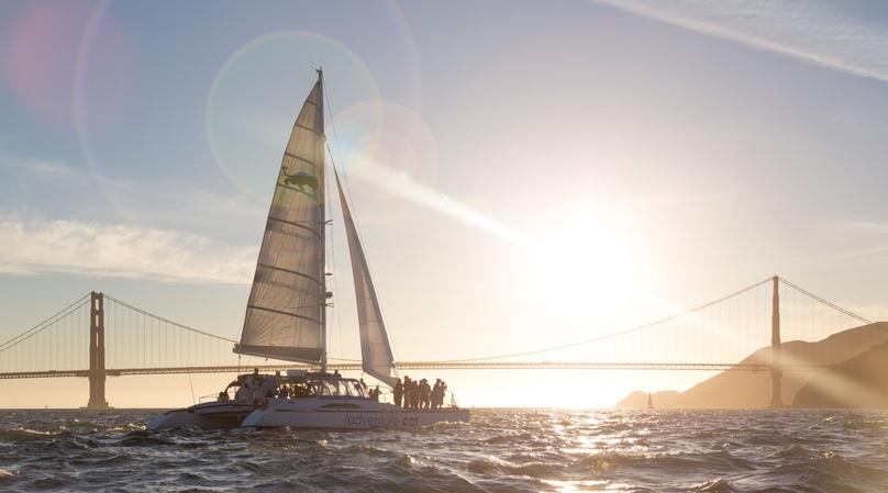 1.5-Hour San Francisco Bay Sunset Sail