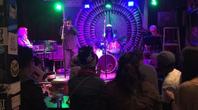Harlem Jammin' Jazz Tour