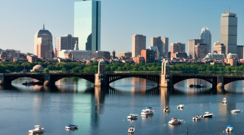 5K Charles River Run in Boston
