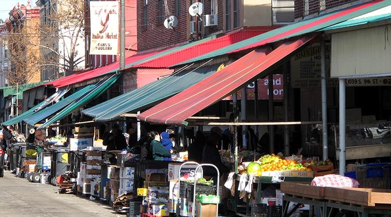 Italian Market Immersion Walking Tour in Philadelphia