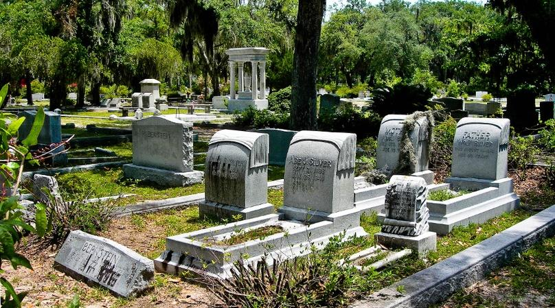 Bonaventure Cemetery Historic Walking Tour