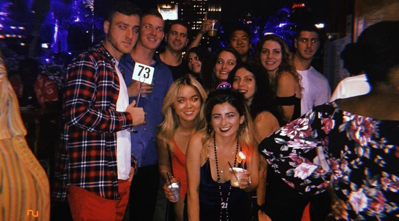 New York City Club Crawl