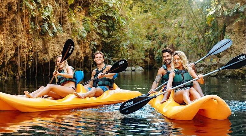 Mexico Xenotes Oasis Maya Tour